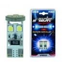 2 ampoules 8 LED T10 anti-erreur - Simoni Racing