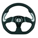 Volant tuning X2 POLY-PELLE  Cuir  SIMONI RACING