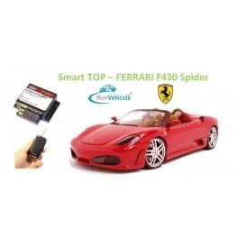 SmartTOP Ferrari 430 SPIDER - Smart Top